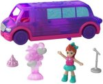 Polly Pocket Pollyville Limousine