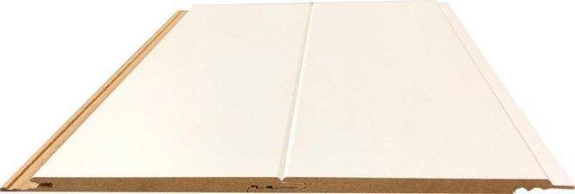 Deco Panel Loft Krystallhvit 10x154x2400