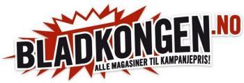 Bladkongen logo