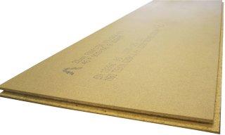 Sponplate Standard Gulv 22x620x2420