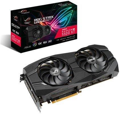 Asus Radeon RX 5500 XT ROG Strix OC