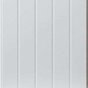 Veggplate Skygge Klassisk Hvit 11x620x2390 (2 pk)