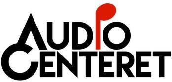AudioCenteret logo