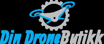 Din DroneButikk logo
