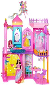 Barbie Rainbow Castle