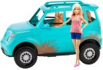 Barbie Camping Fun Doll & Car