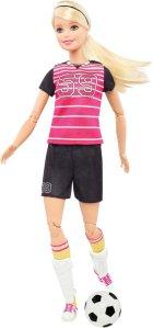 Barbie Fotballspiller