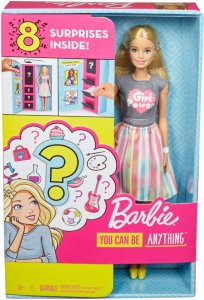 Barbie Surprise Careers