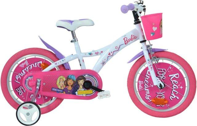 Barbie Sykkel 12 Tommer
