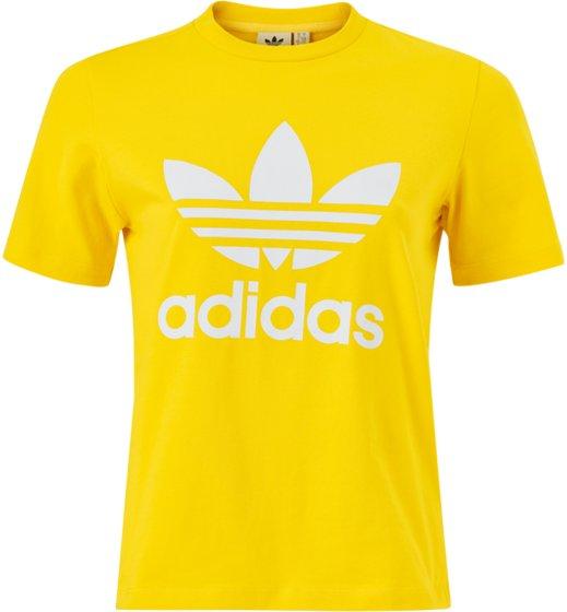 Adidas Originals Trefoil T shirt (Dame)