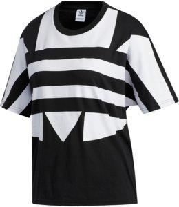 ADIDAS Dame Logo Tee 'Black'
