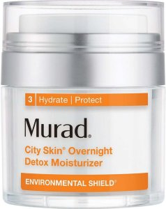 City Skin Overnight Detox Moisturizer 50ml