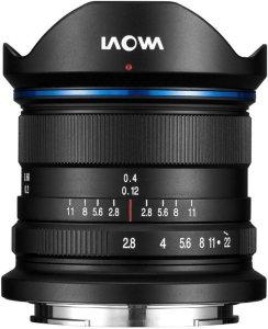 Laowa 9mm f/2.8 Zero-D for Fuji X