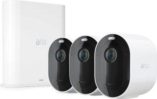 Pro 3 (3 kameraer og smarthub)