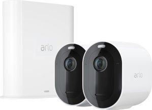 Arlo Pro 3 (2 kameraer og smarthub)
