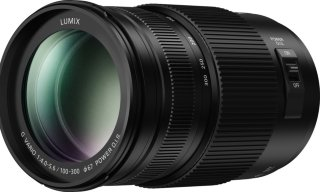 Lumix G Vario 100-300mm f/4-5.6 II Power OIS