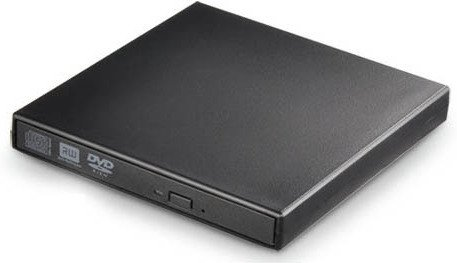 MicroStorage Portable Slim DVD/CDRW