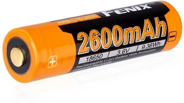 Fenix 18650 3.6V 2600mAh