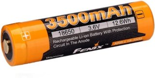 Fenix 18650 3.6V 3500mAh