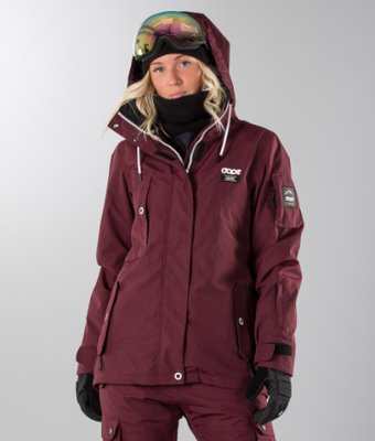 Dope Adept Snowboardjakke (Dame)
