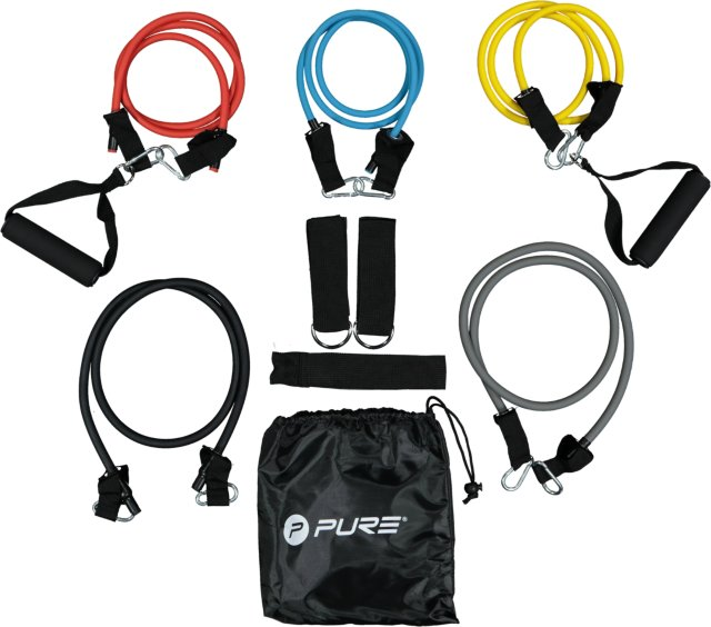 Pure2Improve Exercise Tube Set