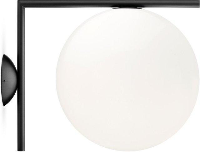 Flos IC C/W2 taklampe/vegglampe