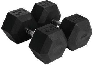 Abilica Hex Dumbbell 60kg