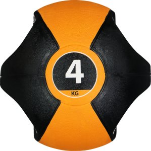 Pure2Improve Dual Grip 4 kg