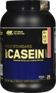 Optimum Nutrition 100 % Gold Standard Casein 908g