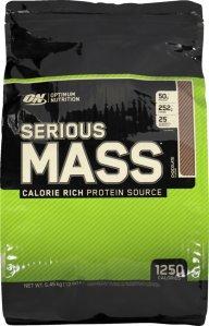 Optimum Nutrition Serious Mass Chocolate 5600g