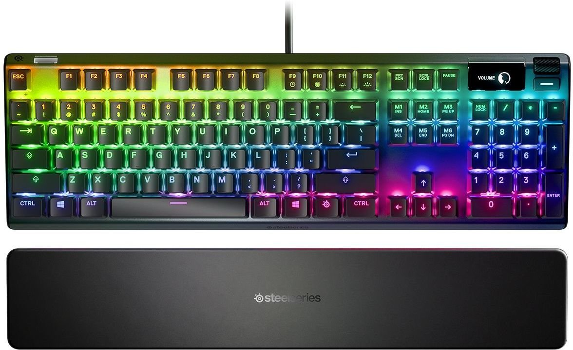 SteelSeries Apex M750 gaming tastatur Gamingtastatur Elkjøp