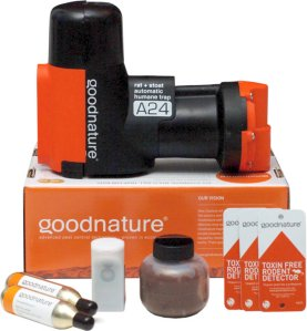 Goodnature A24 Muse- og rottefelle