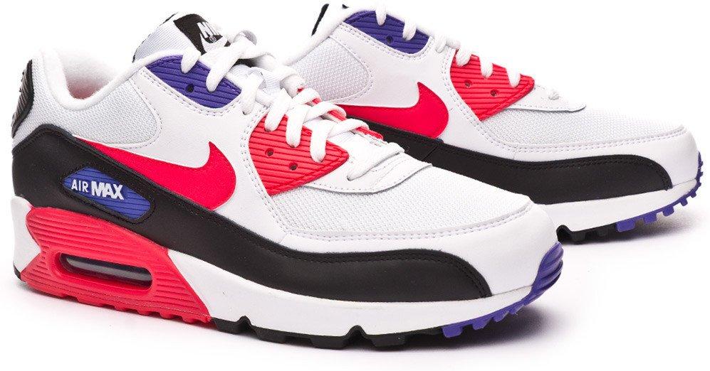 2014 new nike air max 90 mens shoes black all