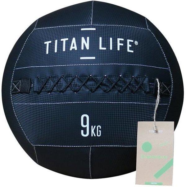 Titan Fitness Life Large Rage Wall Ball 9 kg