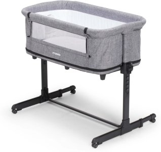 Moweo 2in1 Bedside Crib