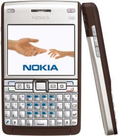 Nokia E61i med abonnement