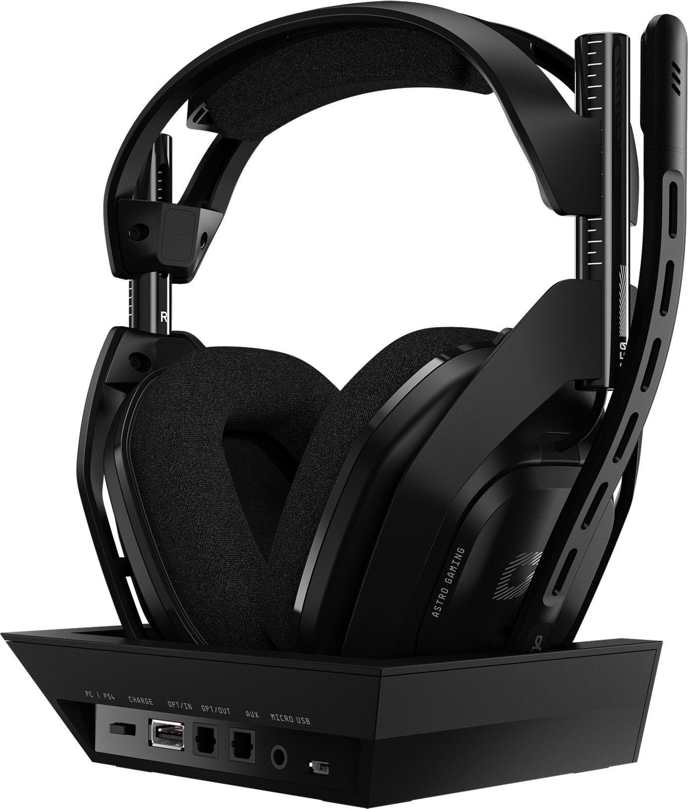 Best pris på Astro A50 4th Gen PS4PC Se priser før kjøp i