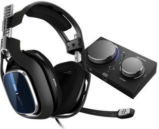 Astro A40 TR + MixAmp Pro TR PS4