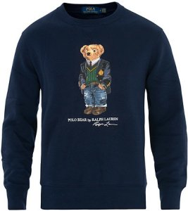 Ralph Lauren Ivy League Bear Sweatshirt