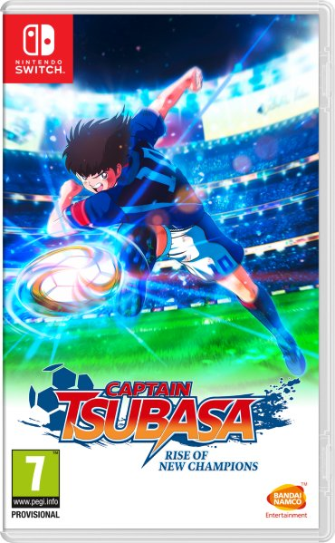 CAPTAIN TSUBASA: Rise of New Champions til Switch