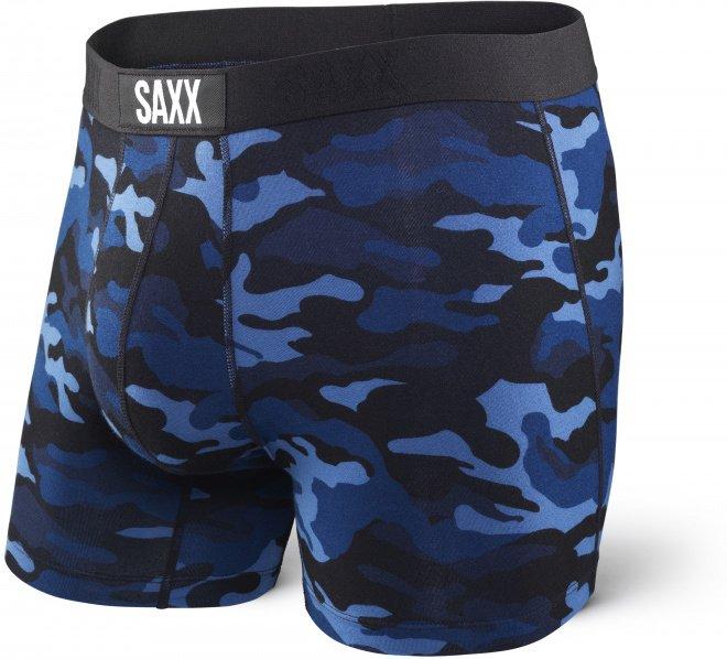 SAXX Vibe Boxer Blue Avalanche | Fjellsport.no