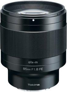 ATX-M 85mm f/1.8 FE