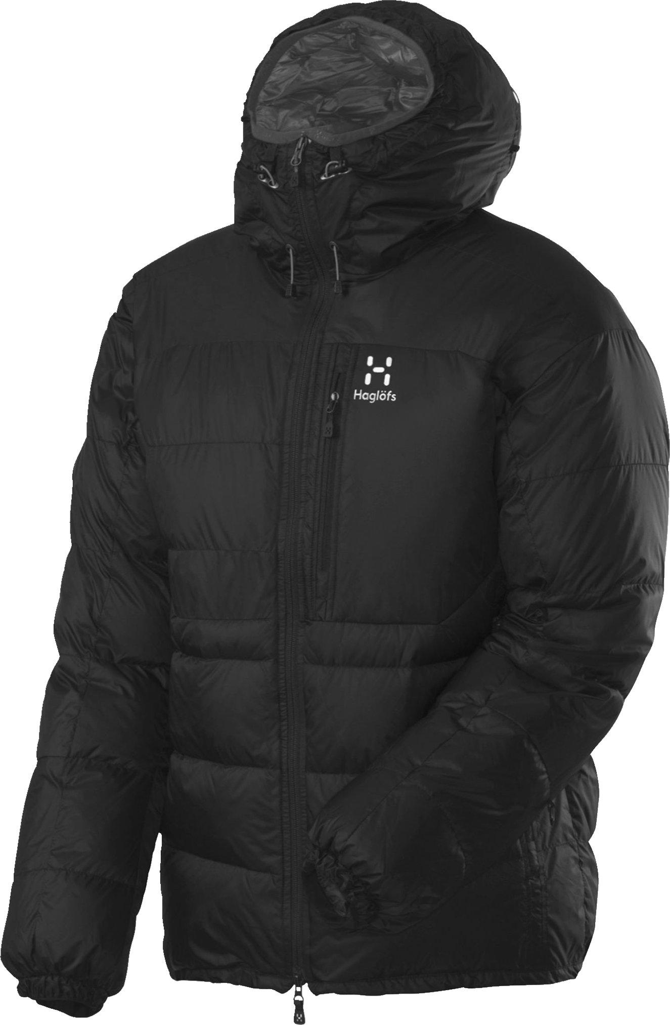 Best pris på Haglöfs Belay Down Hood Jacket (Dame) Jakker