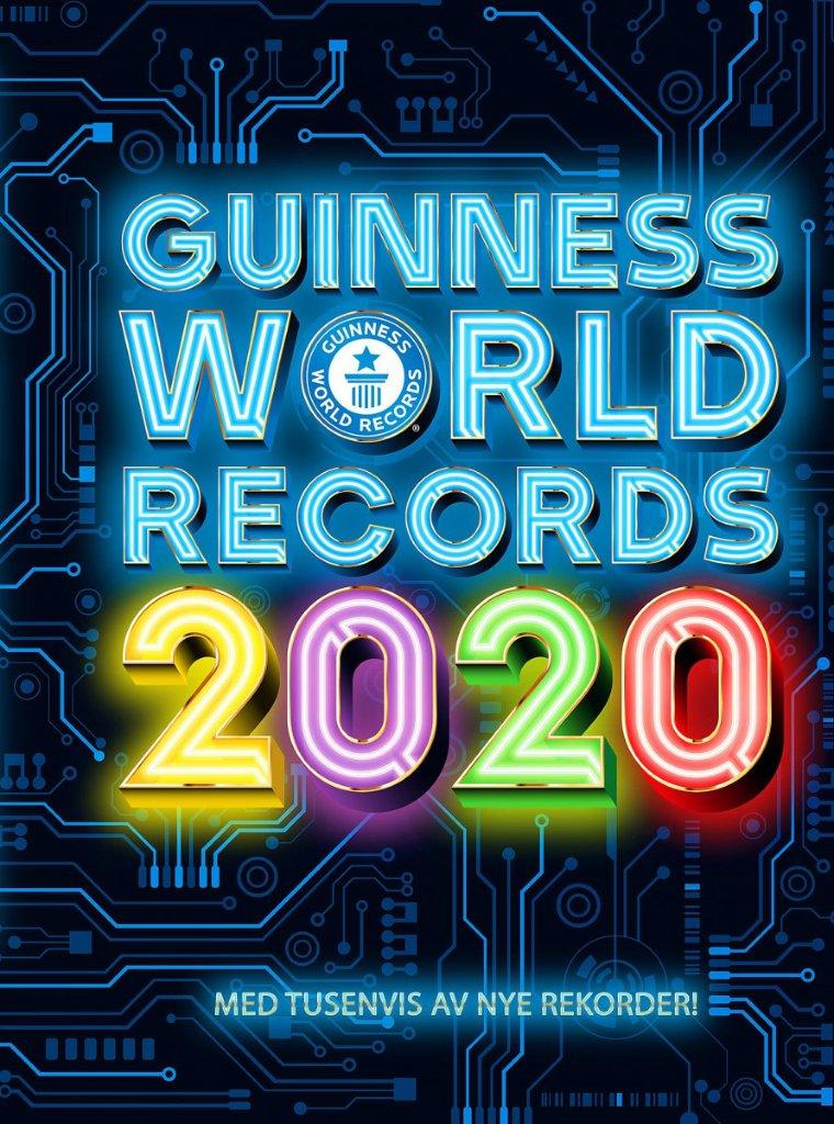Vigmostad Bjørke Guinness world records 2020
