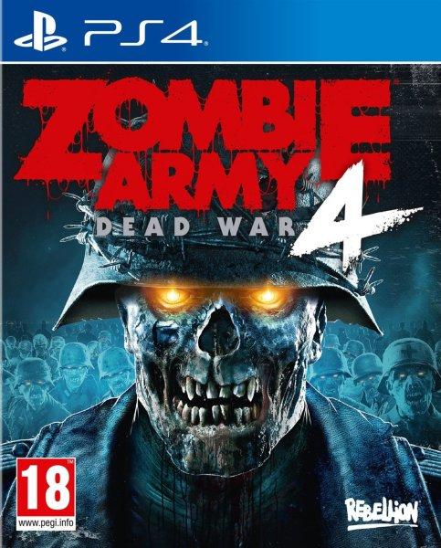 Rebellion Zombie Army 4: Dead War