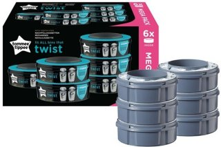 Tommee tippee Sangenic Twist Refill (6-pack)