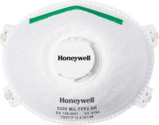 Honeywell Munnbind 5209 (20 stk)