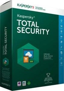 Kaspersky Total Security Multi-Device 2020 (5 enheter)