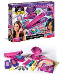 Clementoni Crazy Chic Color Hairstyle