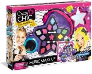 Clementoni Crazy Chic Music Makeup